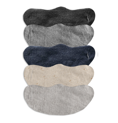 Assorted colors for spandex face mask