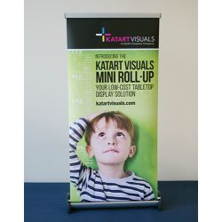 KAV Mini Roll-up Banner