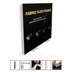 120x96 Illuminated SEG Frame