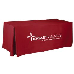 4 Foot Economy Thermal Transfer Tablecloth
