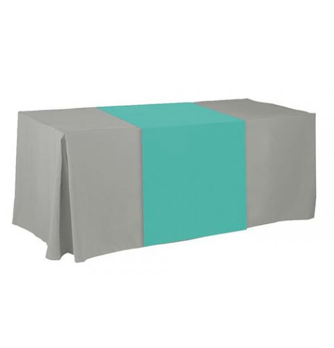 non printed 30x84 table runner