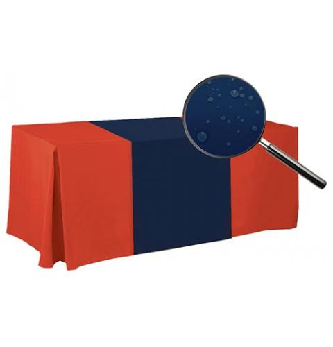 30x60 water repellent digitally non-printed table runner