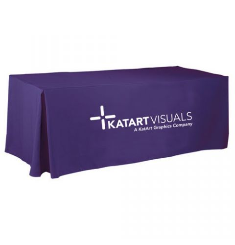 8 Foot Economy Thermal Transfer Tablecloth