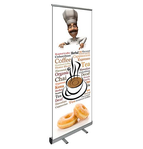 Roll up Banner Stand